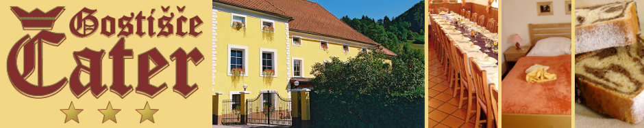Guesthouse Čater